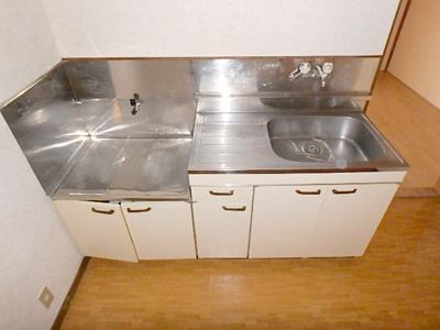 【キッチン】コーポムーンプラザ
