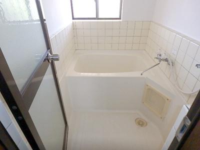 【浴室】コーポムーンプラザ