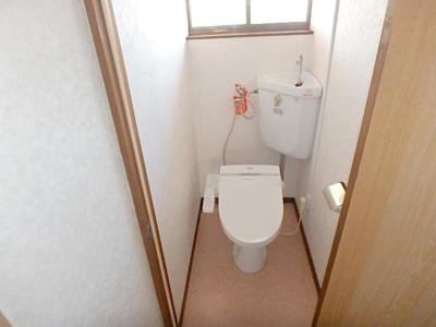 【トイレ】コーポムーンプラザ