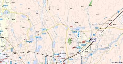 【地図】福山市神辺町新湯野 売土地 3号地
