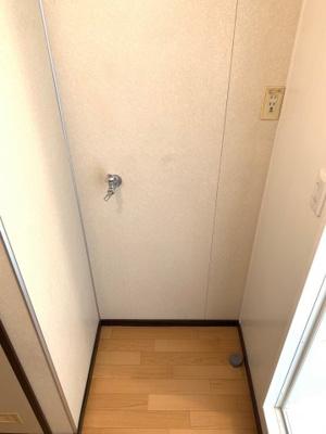洗濯機室内設置OKです(^^)/