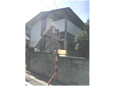 【外観】高橋アパート