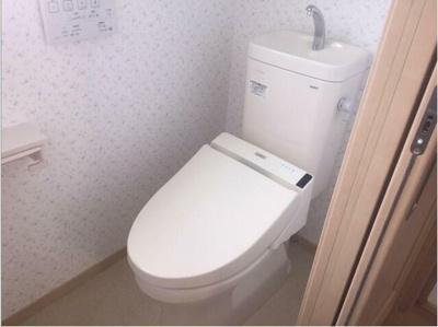 【トイレ】茅ヶ崎市松が丘2丁目 戸建