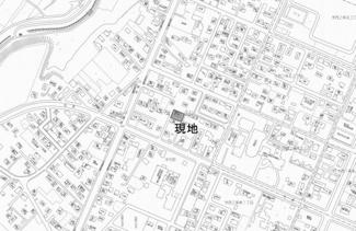 【地図】美幌町字元町 中古戸建