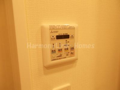 ベルシード西巣鴨の浴室乾燥機