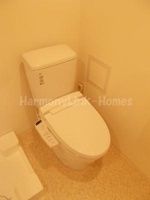 ベルシード西巣鴨のトイレ