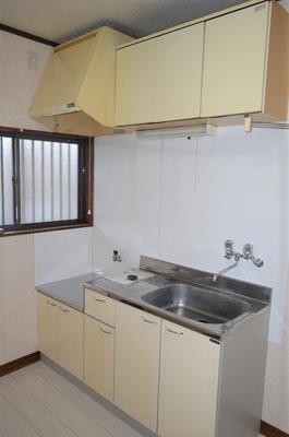 【キッチン】サンハイツ小池