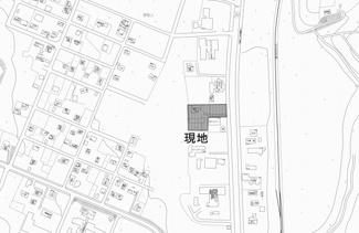 【地図】網走市字呼人 中古戸建