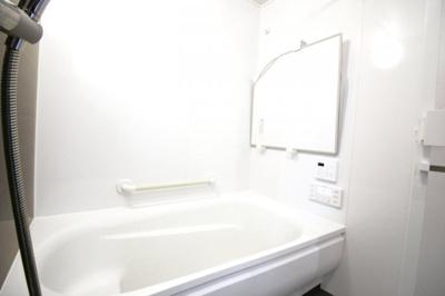 ウォシュレット付トイレでいつも清潔に保てます。
