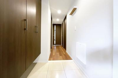 こちらのマンションはペット可能マンションですので、大切なペットとご一緒に暮らしていただけます。