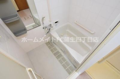 【浴室】ジュオン城東