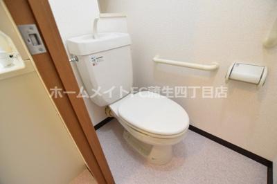 【トイレ】ジュオン城東
