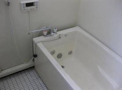 【浴室】高総ハイツ
