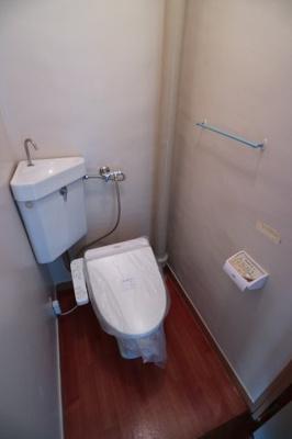 【トイレ】名谷農住団地8号棟