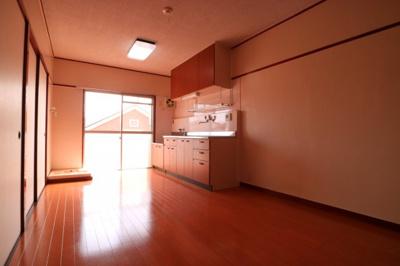 【居間・リビング】名谷農住団地8号棟