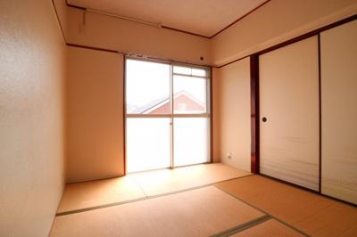 【寝室】名谷農住団地8号棟