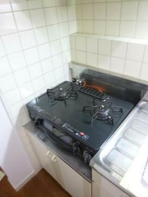 【キッチン】スプリングヒル