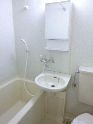 【浴室】スプリングヒル