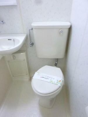 【トイレ】スプリングヒル