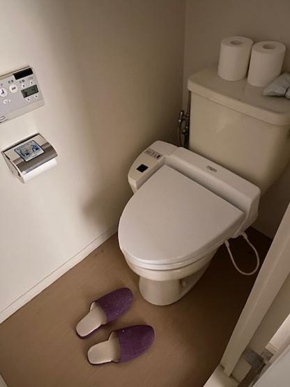 【トイレ】大町マンション