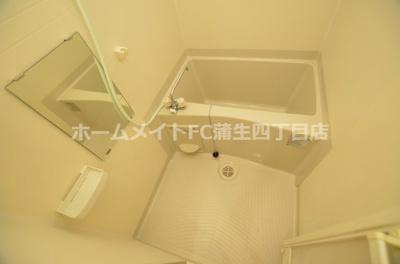 【浴室】レジュールアッシュ大阪城北