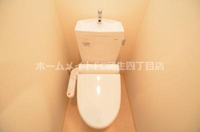 【トイレ】レジュールアッシュ大阪城北