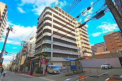 【外観】シェリール六甲道