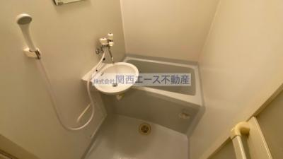 【浴室】レオパレスソレイユⅡ