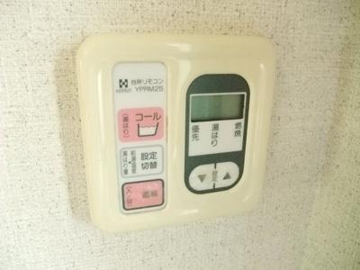 【設備】サンパレスA棟
