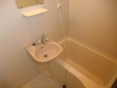 【浴室】サンパレスA棟
