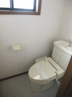 【トイレ】サンパレスA棟