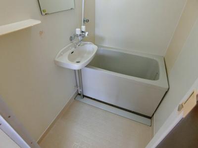 【浴室】一楽ビル