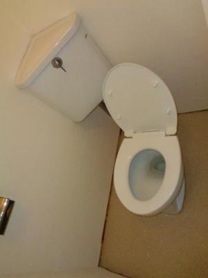 【トイレ】向井コーポ