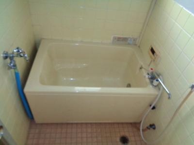 【浴室】向井コーポ