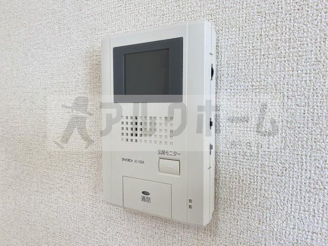 ロイヤルヴィラ弓削(志紀駅) 玄関