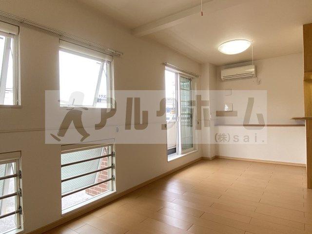ロイヤルヴィラ弓削(志紀駅) 洗面台
