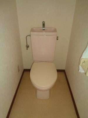 【トイレ】ノースフライト