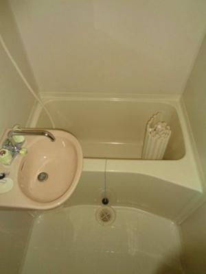 【浴室】グランツェ北巽