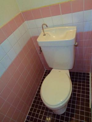 【トイレ】パークサンハイツ