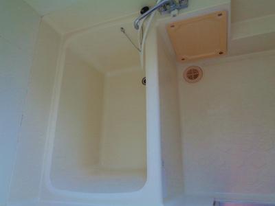 【浴室】ローズコート