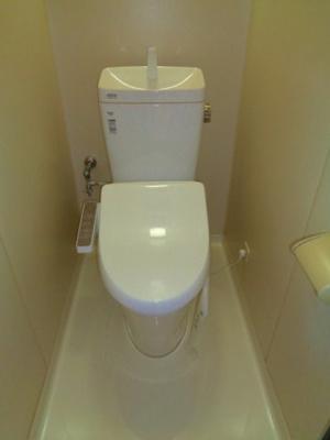【トイレ】針中野マンション