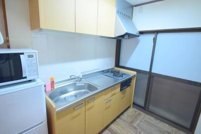 【キッチン】鷺洲1丁目貸家