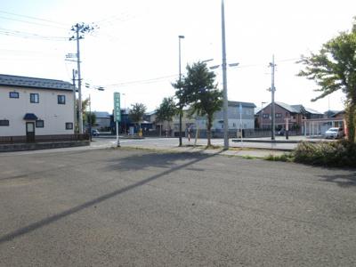 【駐車場】観音堂・住宅付店舗