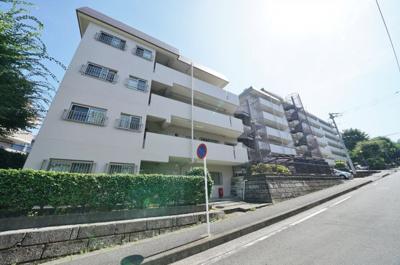 【外観】グリーンヒルズ横浜C棟