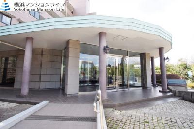 【エントランス】横浜西谷パークホームズ