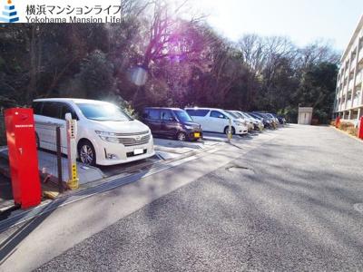 【駐車場】セントラル横濱グリニッシュガーデン
