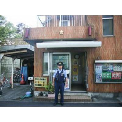 警察署・交番「東山町交番まで640m」
