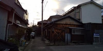 【前面道路含む現地写真】和歌山市東高松 売土地