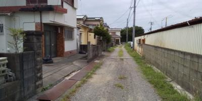 【前面道路含む現地写真】和歌山市西浜 売土地