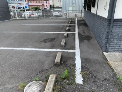 【駐車場】奥田テナント